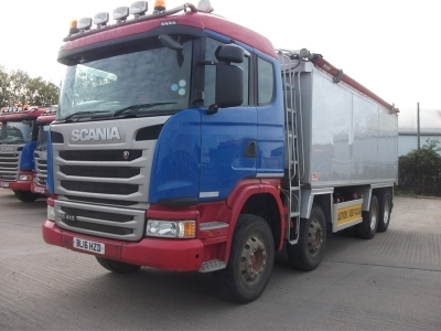 S & J TRANSPORT LTD AUCTION