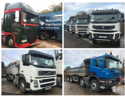 W R CROSS AND SONS TRANSPORT LTD AUCTION
