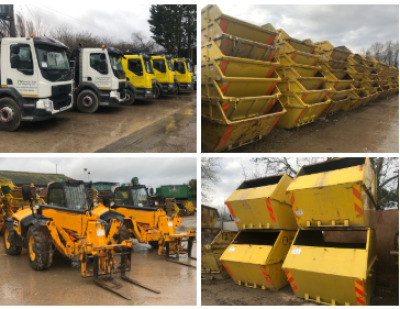 COTTENHAM SKIPS LTD AUCTION