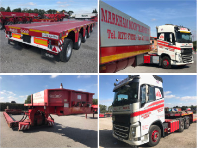 MARKHAM MOOR TRANSPORT LTD RETIREMENT AUCTION
