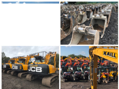 M T KAILL (PLANT HIRE) LTD AUCTION