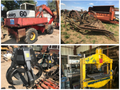 CHAPPEL PLANT SALES UNRESERVED RETIREMENT AUCTION
