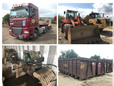 GILL DEMOLITIONS LTD RETIREMENT AUCTION