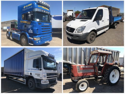 W.A. PELLOW TRANSPORT LTD RETIREMENT AUCTION