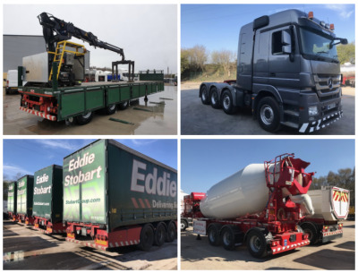 EDDIE STOBART AUCTION