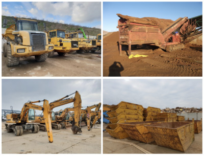COLLINS SKIP HIRE AUCTION