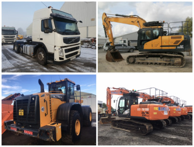 JANUARY 2019 PREES PLANT & TRUCK AUCTION