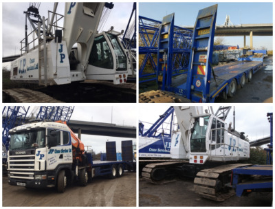 J.P. CRANE HIRE LTD AUCTION
