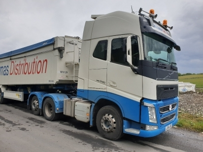 2016 VOLVO FH540 Rear Lift Tractor Unit