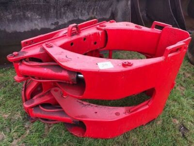 Hydraulic Bale Clamp