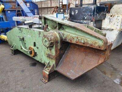 1996 Lefort S900 Shear