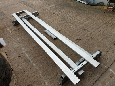 2 x Trailer Side Guards