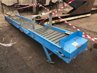 2009 Redoma BF500-5100 Electric Conveyor