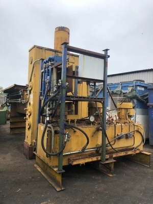 Lindeman 350T Electric Shear