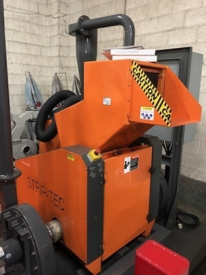 2009 Striptec 600 Granulator