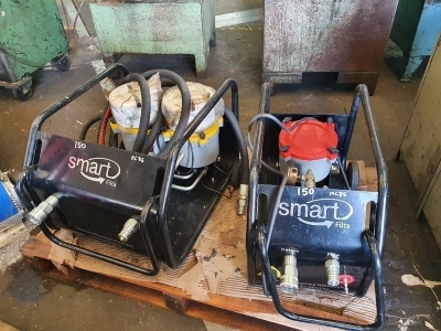Smart Filer Oil Cleaning System
