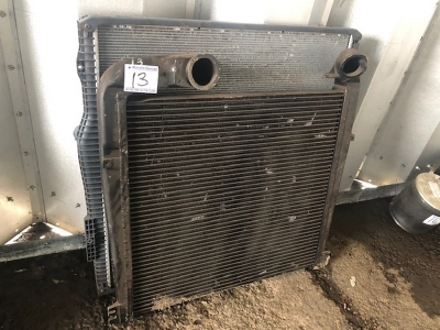 Scania Radiator / Intercooler