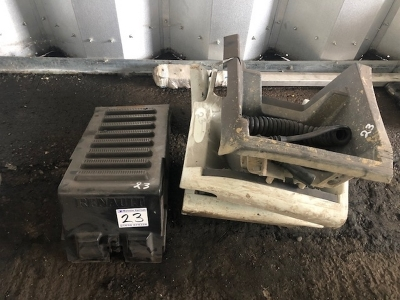 Battery Box, Cab Steps Etc
