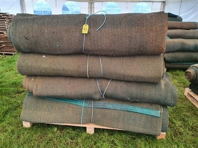 8 x 6' x 60' Rolls of Green Matting