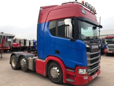 2018 Scania R450 6x2 Midlift Tractor Unit - 2