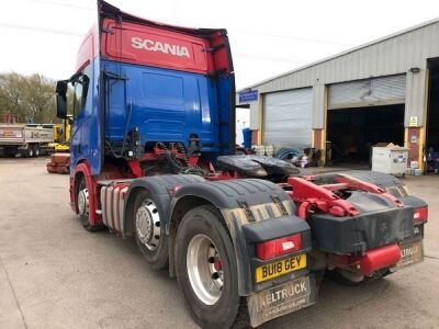 2018 Scania R450 6x2 Midlift Tractor Unit - 6