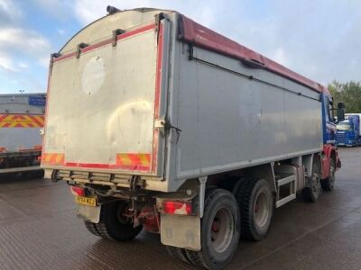2014 Scania G410 8x4 Alloy Body Bulk Tipper - 5