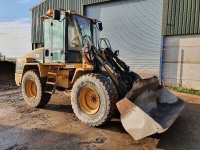 1997 CAT IT14G Wheeled Loader