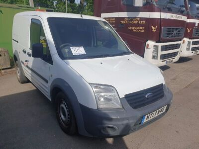 2013 Ford Transit Connect T220 Van
