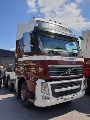 2010 Volvo FH460 6x2 Midlift Tractor Unit