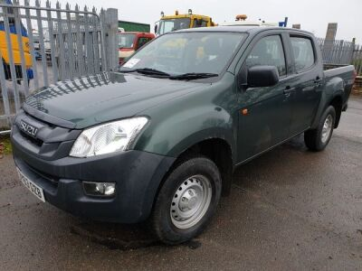 2013 ISUZU D-MAX D/C Intercooler, TD Double Cab Pick Up