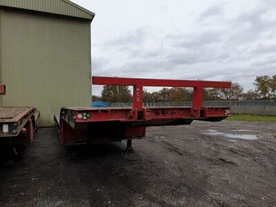 1995 ARB Triaxle Stepframe Low Loader