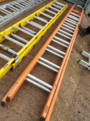2 Stage Insulated Ladder