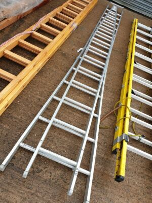 2 Stage Alloy Ladder