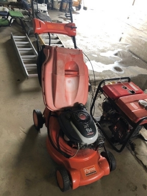 Flymo Lawn Chief 450PDE Self Propelled Lawn Mower